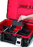 Keter Resin Technician Portable Tool Box Organizer
