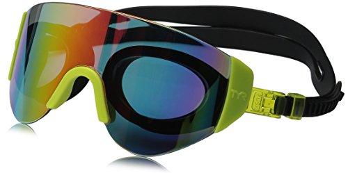 Miroir Black Rainbow Shades Renegade Yellow Swim TYR Fluo 5n0qf7wqg