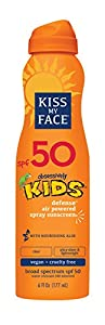 Kiss My Face Kids Defense Continuous Spray