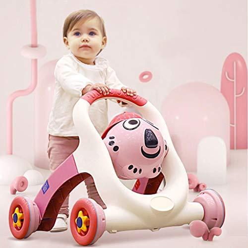 Andador Bebe HUYP Baby Walker Wheels Niños Boy Walker Holder Girl ...