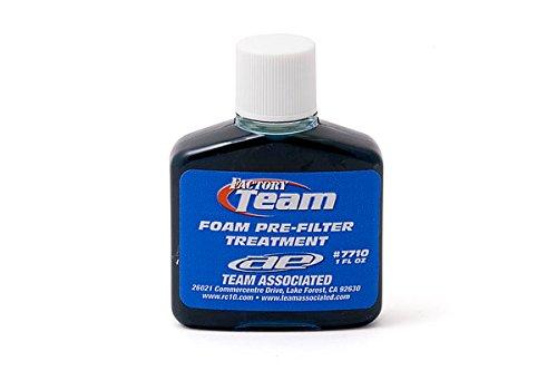 Team Associated 7710 Foam Prefilter Treatment, 1-Ounce -