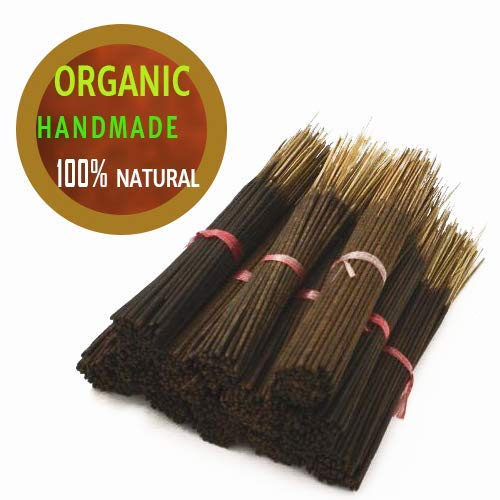 Yajna Frankincense And Myrrh 100% Natural Incense Sticks Handmade Hand Dipped The Best Woods Scent (500 Pack-100 X 5) by Yajna (Image #2)