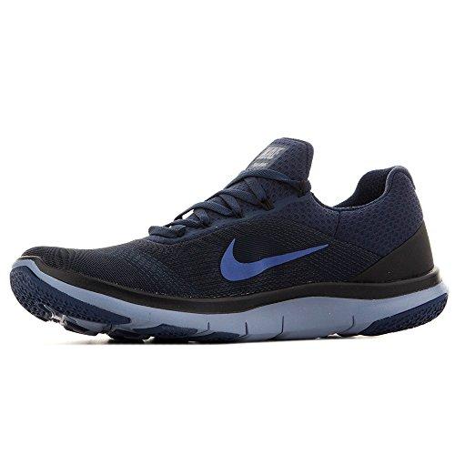 Nike Herren Gratis Drag V7 Fitnessschuhe Blau (bleumarinecollège / Bleucielfoncé / Zwart / Bleuroyalprofond)
