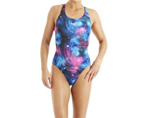 Speedo Damen Schwimmanzug Hydrofocus PBCK 2 AF