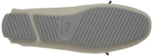 Lacoste Men's Piloter Corde 217 1, Grey, 10.5 M US
