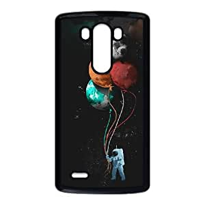 LG G3 Cell Phone Case Black THE ASTRONAUTS PARTY WH9451896