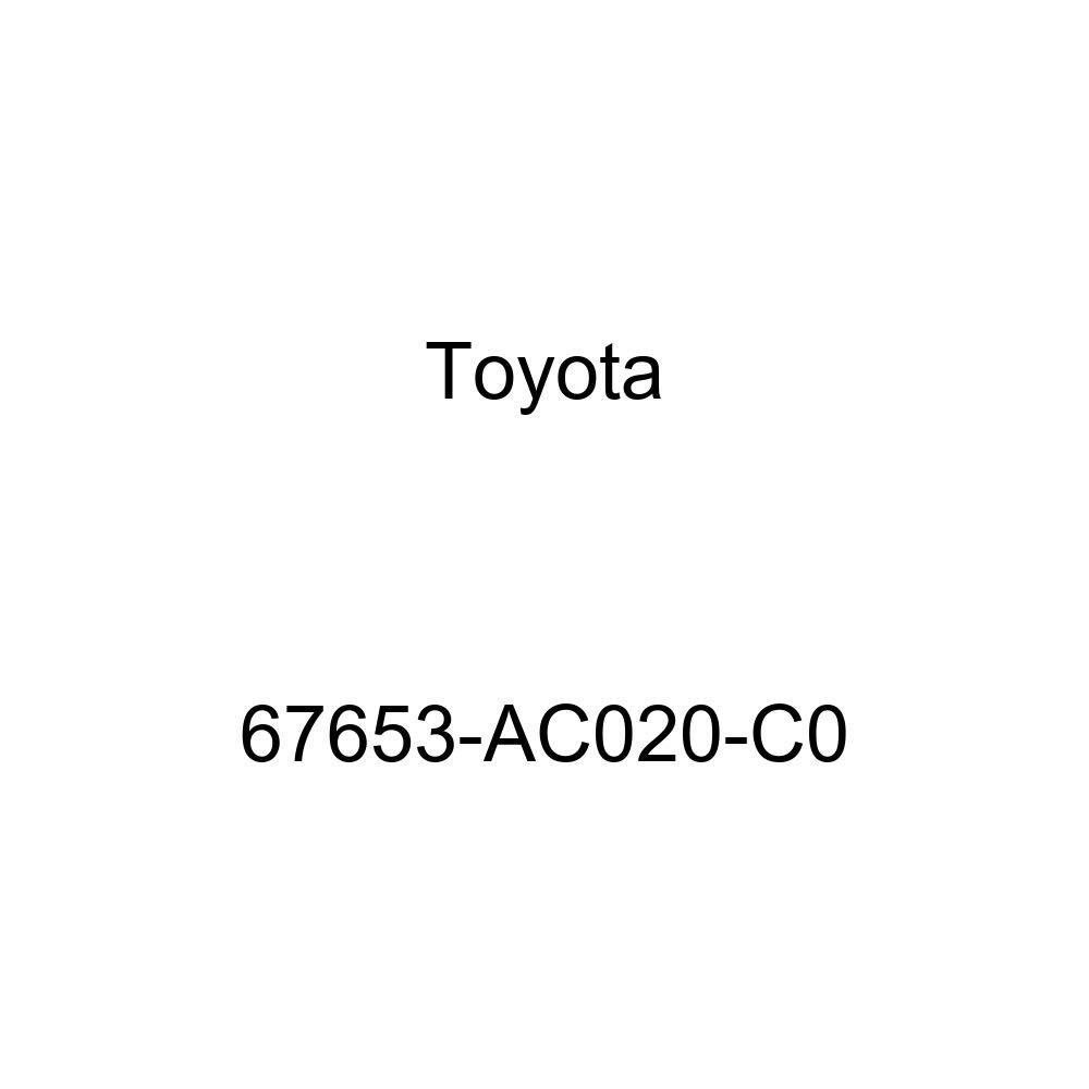 TOYOTA 67653-AC020-C0 Door Speaker Grille Sub Assembly