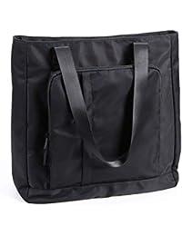 7fd7d1e565 Large Travel Tote Water Resistant Shoulder Bag Lightweight Gym Tote for Men  Women Unisex Day Bag