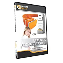 Learning FileMaker Pro 13 - Training DVD
