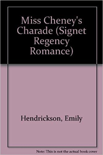 Miss Chesney's Charade (Signet Regency Romance) by Emily Hendrickson (1994-03-01)