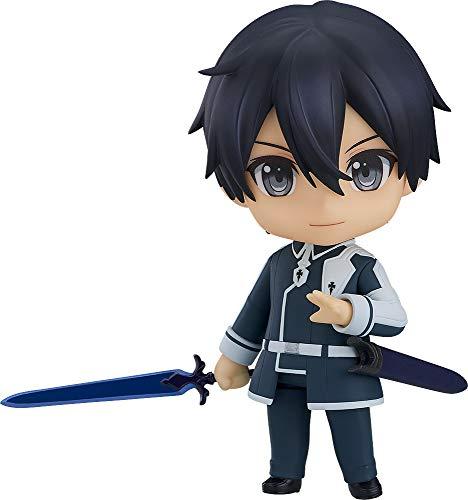 Funko Sword Art Online-NENDOORID Kirito Statue 10CM