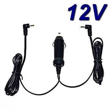 Cargador de coche 12 V para reproductor DVD portátil Wolder ...