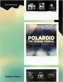 manual polaroid digital voice recorder