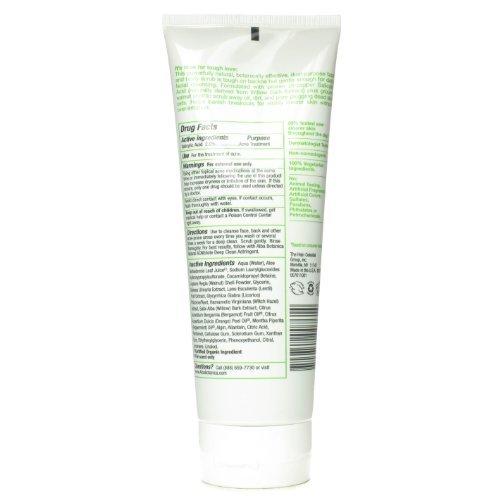 Alba Botanica Alba botanica natural acne dote face & body scrub maximum strength 8 oz (pack of 2)