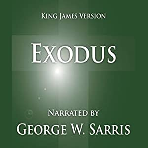The Holy Bible - KJV: Exodus Audiobook