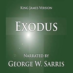 The Holy Bible - KJV: Exodus Audiobook