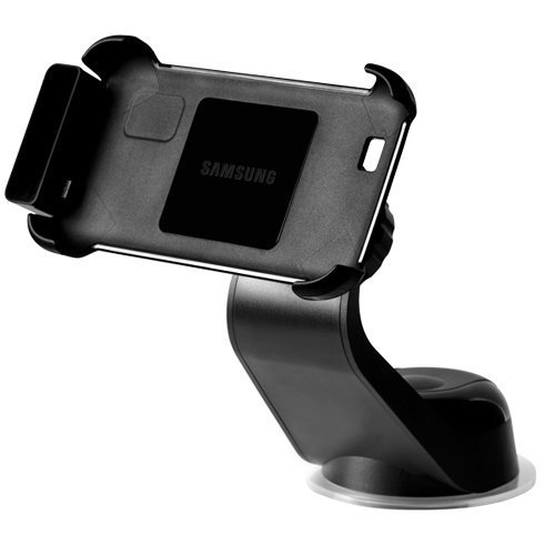 Samsung Vehicle Navigation Car Mount with Built in Charging and Fitted Cradle for Samsung Galaxy S Showcase i500. -