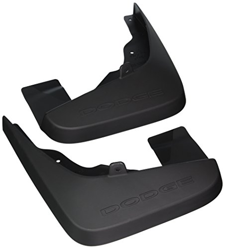 Dodge Genuine 82210996AB Flat Molded Splash (Flat Molded Splash Guards)
