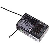 Masalong Walkera Devention DEVO RX601 2.4GHz 6 Channel Receiver RX 2.4 GHz DEVO 6 7 8 12