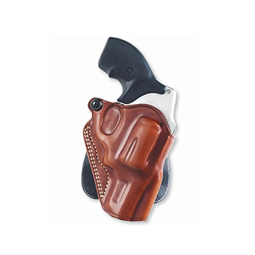 Galco Paddle Holsters - Galco Speed Paddle Holster for Ruger LCR (Tan, Right-Hand)