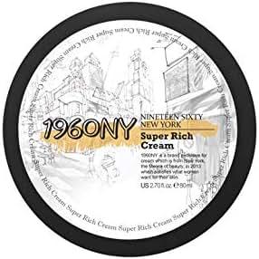 [1960NY] Super Rich Cream - Moisturizing, Nourishing,tightening skin (2.70fl.oz./80ml)