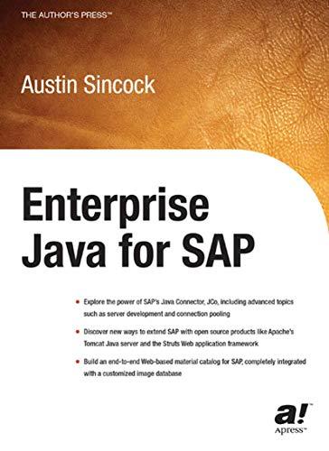 Enterprise Java for SAP
