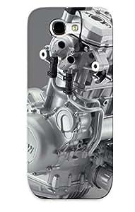 JGqpBfF2707LmnFD Case Cover, Fashionable Galaxy Note 2 Case - Bmw F800st Engine