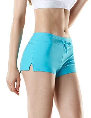 TSLA Women's Tankini Shorts