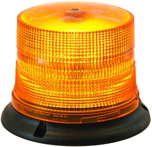 Buyers Products (SL685ALP) Amber Permanent Mount 8-LED Strobe Light by Buyers Products