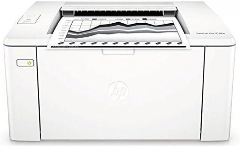 HP LaserJet Pro M102w - Impresora láser (USB 2.0, WiFi, 22 ppm, memoria de 128 MB, doble cara)