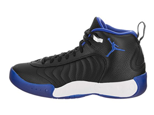 Jordan Nike Männer Jumpman Pro Basketballschuh Schwarz / Varsity Royal