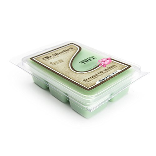 Christmas Tree Wax Melts - Highly Scented - Similar to Yankee Candle Tarts ® or Scentsy Bars ® - 3 Oz. (6 blocks) - Christmas Warmer Wax Collection