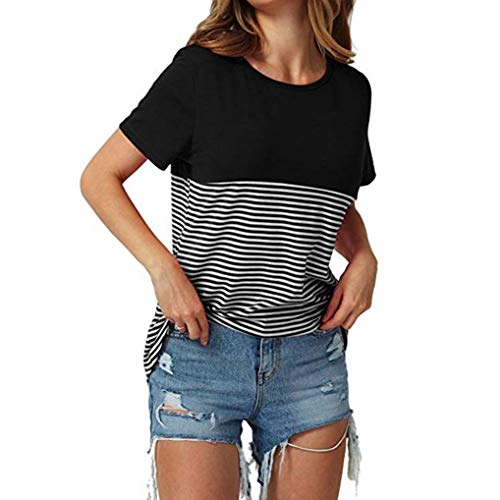 SERYU Color Block Pullovers Tops Women Casual Long SleeveSweatshirt Blouse