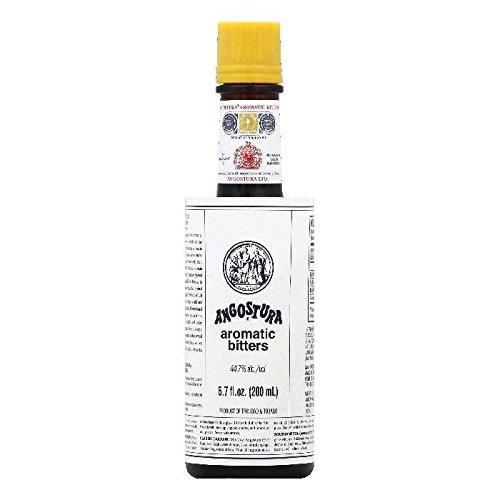 Angostura Aromatic Cocktail Bitters 200 ml 6.7oz (Pack of 3) ()