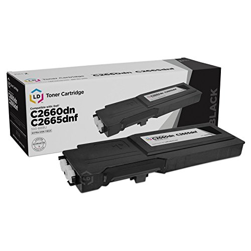 Dell Compatible RD80W  593-BBBU Black Extra High Yield Toner
