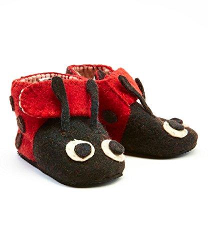 - Silk Road Bazaar Zootie, Ladybug, 2-3 Years