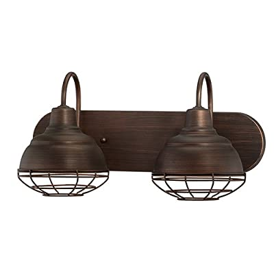 Millennium Lighting 5422-RBZ Vanity Light Fixture