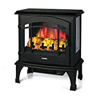TURBRO Suburbs TS23 Electric Fireplace H...
