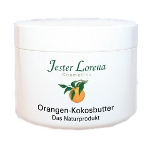 Jester Lorena Orangen-Kokosbutter, 250 ml