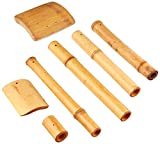 Pepperell SMWC01 Natural Bamboo Wind Chime Kit-Large
