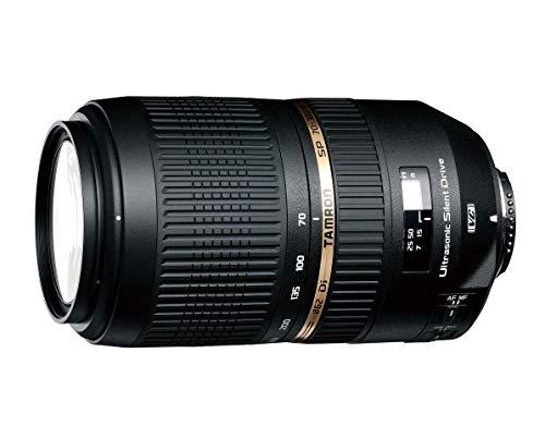 Tamron SP 70-300mm F/4-5.6 Di VC USD for Canon - International Version (No Warranty)