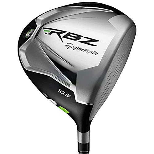 TaylorMade RBZ Black Driver (9.5 Degrees, Stiff, Right) (Taylormade Sldr S Driver)