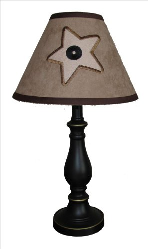 Lamp Shade for Western Cowboy Baby Bedding Set By Sisi