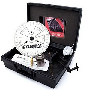 COMP Cams 4936 Camshaft Degree Kit for Ford, Buick and Pontiac
