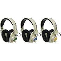 Califone CLS725 72.500 MHz Blue System Cordless Headphone