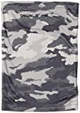 Oakley Neck Gaiter Hydrolix Painted Gray Camo