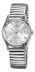 Hamilton Men's H38715281 Timeless Class Silver Dial Watch