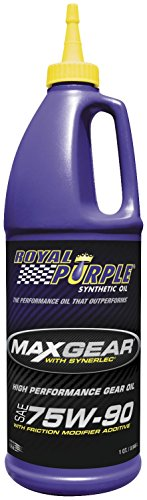 Royal Purple Max Gear Synthetic Quarts
