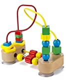 [NEW] Baby Toys and Kids Toys - First Bead Maze - Wooden Educational and Learning toys - Baby toys for 1,2,3,4,5 year old - by GIFTFORMYLOVE