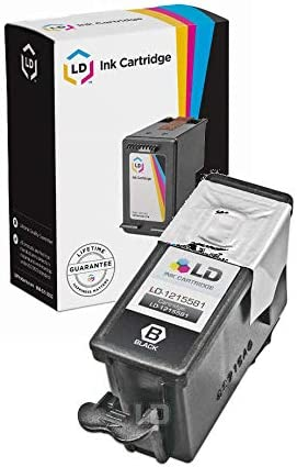 LD Compatible Ink Cartridge Replacement for Kodak 10XL 8237216 High Yield Black